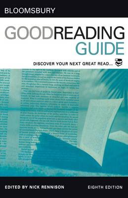 Bloomsbury Good Reading Guide: Discover your next great read (Paperback)
