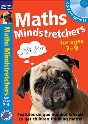 Mental Maths Mindstretchers 7-9: Includes Amazing Number Wheel Puzzles - Maths