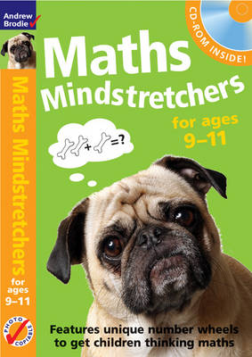 Mental Maths Mindstretchers 9-11: Includes Amazing Number Wheel Puzzles and CD-ROM - Maths