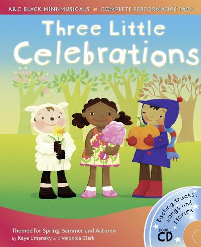 Three Little Celebrations - Collins Musicals