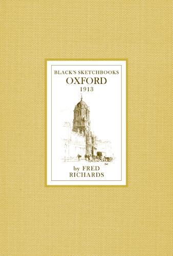 Oxford - Black's Sketchbooks (Hardback)
