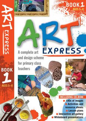 Art Express: Bk. 1: Site Licence - Art Express