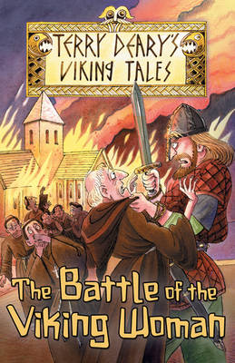 The Battle of the Viking Woman - Viking Tales (Paperback)