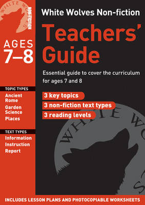 Teacher's Guide: Year 3 - White Wolves Non Fiction (Paperback)