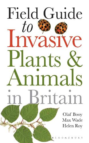 Field Guide to Invasive Plants and Animals in Britain - Helm Field Guides (Paperback)