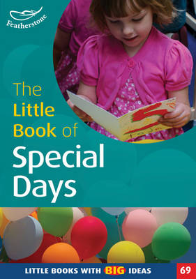 The Little Book of Special Days: Little Books with Big Ideas - Little Books No. 69 (Paperback)