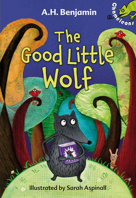 The Good Little Wolf - Chameleons (Paperback)