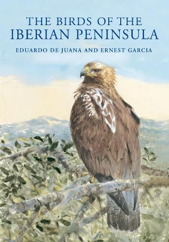 The Birds of the Iberian Peninsula (Hardback)