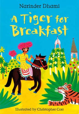 A Tiger for Breakfast - White Wolves: World Folk Tales (Paperback)