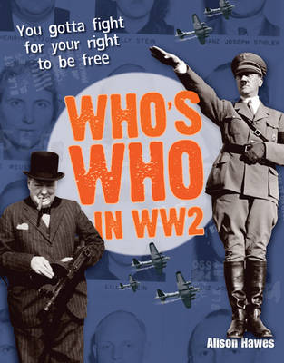 Who's Who in WW2: Age 10-11, above average readers - White Wolves Non Fiction (Paperback)