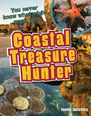 Coastal Treasure Hunter: Age 9-10, Above Average Readers - White Wolves Non Fiction (Paperback)