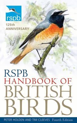 RSPB Handbook of British Birds (Paperback)
