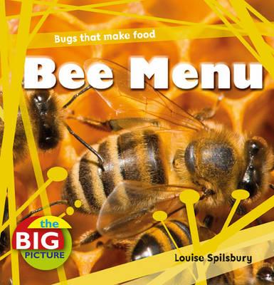 Bee Menu - The Big Picture (Hardback)