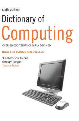 Dictionary of Computing (Paperback)