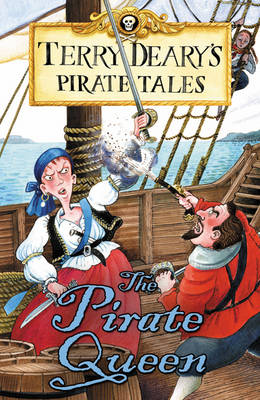 Pirate Tales: The Pirate Queen - Pirate Tales (Paperback)