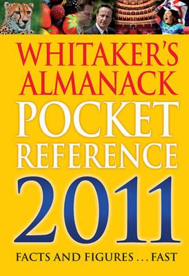 Whitaker's Almanack Pocket Reference 20111 - Whitaker's (Paperback)