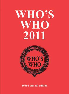 Who's Who 2011 - Who's Who (Hardback)