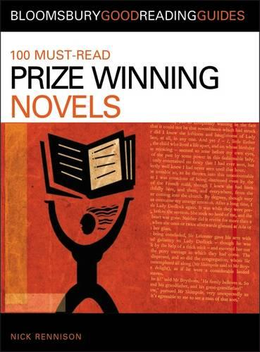 100 Must-read Prize-Winning Novels: Discover your next great read... (Paperback)