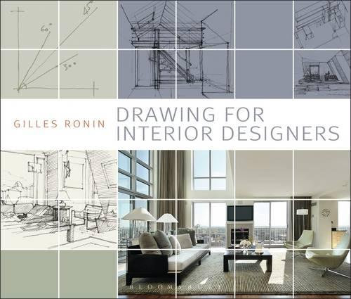 Drawing for Interior Designers (Paperback)