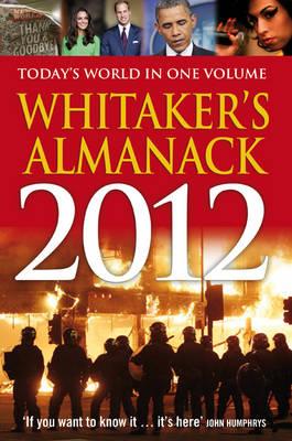 Whitaker's Almanack 2012 - Whitaker's (Hardback)