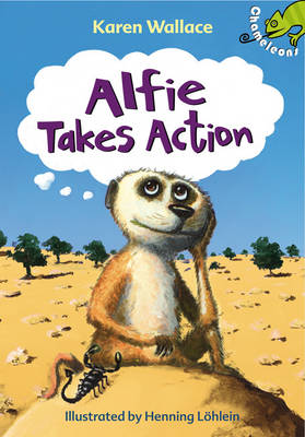 Alfie Takes Action - Chameleons (Paperback)