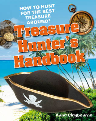 Treasure Hunter's Handbook: Age 5-6, below average readers - White Wolves Non Fiction (Paperback)