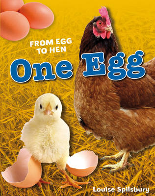 One Egg: Age 6-7, average readers - White Wolves Non Fiction (Paperback)