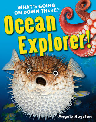 Ocean Explorer!: Age 5-6, below average readers - White Wolves Non Fiction (Hardback)