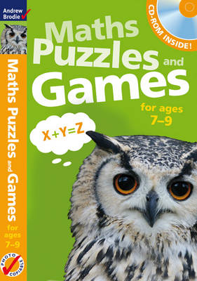 Maths puzzles and games 7-9 - Maths