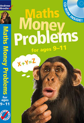 Maths Money Problems 9-11 with CD-ROM - Maths