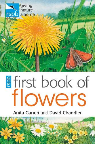RSPB First Book of Flowers (Paperback)