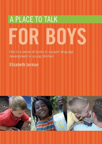 A Place to Talk for Boys - Place to Talk (Paperback)