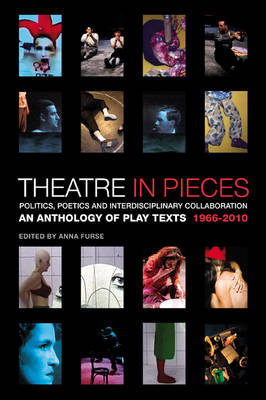 Theatre in Pieces: Politics, Poetics and Interdisciplinary Collaboration: An Anthology of Play Texts 1966 - 2010 - Performance Books (Paperback)