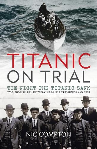 Titanic on Trial (Paperback)