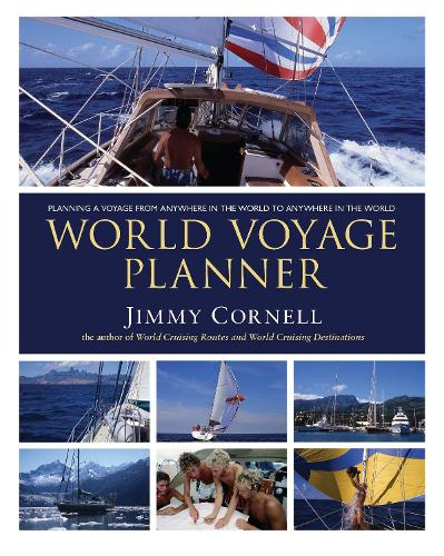 World Voyage Planner: Planning a Voyage from Anywhere in the World to Anywhere in the World (Paperback)