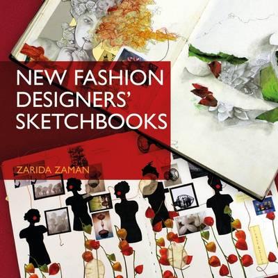 New Fashion Designers' Sketchbooks (Paperback)