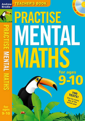 Practise Mental Maths 9-10: Teacher's Resource Book