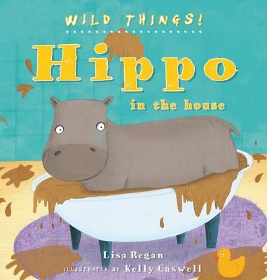 Hippo - Wild Things (Hardback)