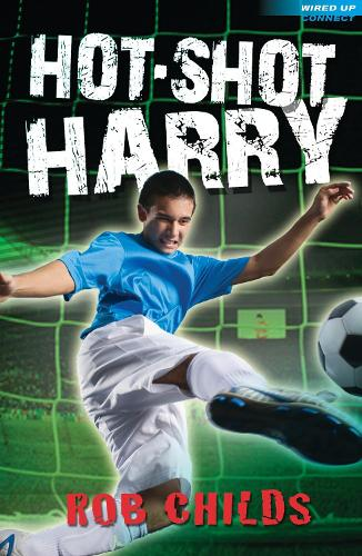 Hot-Shot Harry - Wired Up Connect (Paperback)