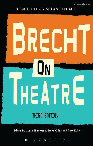 Brecht On Theatre (Paperback)