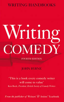 Writing Comedy (Paperback)