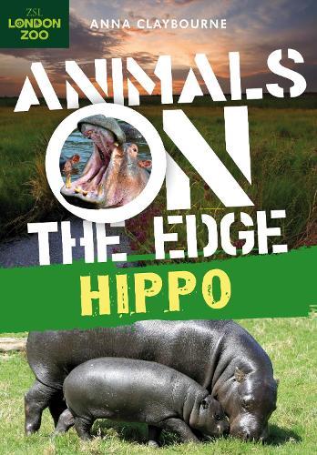 Hippo - Animals on the Edge (Paperback)