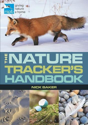 RSPB Nature Tracker's Handbook - RSPB (Paperback)
