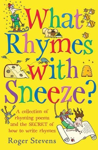 What Rhymes With Sneeze? (Paperback)