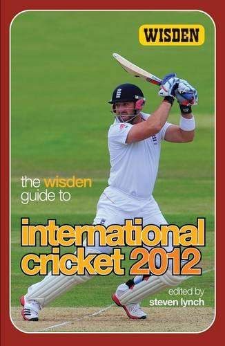 The Wisden Guide to International Cricket 2012 (Paperback)