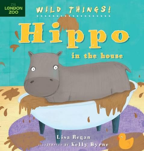 Hippo - Wild Things! (Paperback)