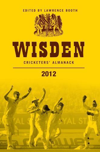 Wisden Cricketers' Almanack 2012 (Hardback)