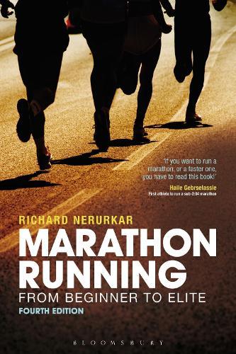 Marathon Running: From Beginner to Elite, 4th edition (Paperback)