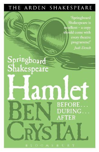 Springboard Shakespeare:Hamlet - Springboard Shakespeare (Paperback)