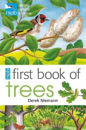RSPB First Book Of Trees (Paperback)